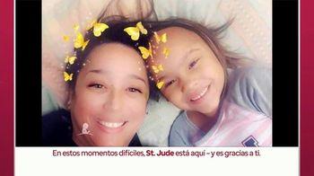 St. Jude Children's Research Hospital TV Spot, 'Mayela: en estos momentos difíciles' [Spanish] - Thumbnail 1