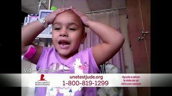 St. Jude Children's Research Hospital TV Spot, 'Mayela: en estos momentos difíciles' [Spanish] - Thumbnail 2