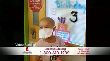 St. Jude Children's Research Hospital TV Spot, 'Mayela: en estos momentos difíciles' [Spanish] - Thumbnail 3