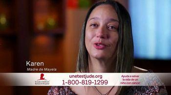 St. Jude Children's Research Hospital TV Spot, 'Mayela: en estos momentos difíciles' [Spanish] - Thumbnail 4