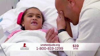 St. Jude Children's Research Hospital TV Spot, 'Mayela: en estos momentos difíciles' [Spanish] - Thumbnail 6