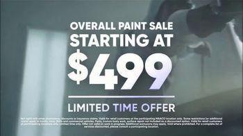 Maaco Overall Paint Sale TV Spot, 'Fried Egg: $499' - Thumbnail 8