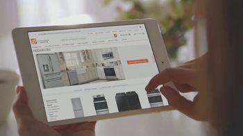 The Home Depot TV Spot, 'Summer Appliance Help: White Samsung Laundry Pair' - Thumbnail 1
