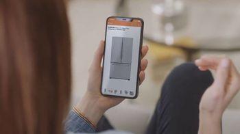 The Home Depot TV Spot, 'Summer Appliance Help: White Samsung Laundry Pair' - Thumbnail 4