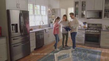 The Home Depot TV Spot, 'Summer Appliance Help: White Samsung Laundry Pair' - Thumbnail 7
