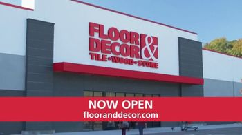 Floor & Decor TV Spot, 'Open: Safe Shopping' - Thumbnail 8