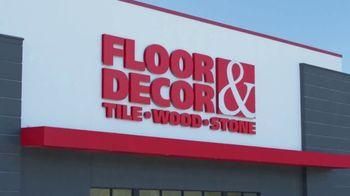 Floor & Decor TV Spot, 'Open: Safe Shopping' - Thumbnail 1