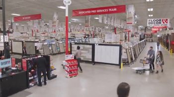Floor & Decor TV Spot, 'Open: Safe Shopping' - Thumbnail 2