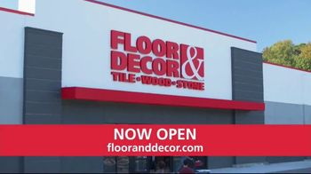 Floor & Decor TV Spot, 'No Settling: Now Open' - Thumbnail 10