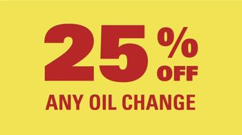Take 5 Oil Change TV Spot, 'Stay in Your Car Oil Change' - Thumbnail 10
