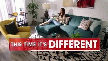 Rooms to Go Memorial Day Sale TV Spot, 'This Time It's Different' - Thumbnail 2