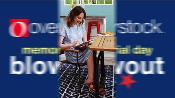 Overstock.com Memorial Day Blowout TV Spot, \'Over One Million Deals\'