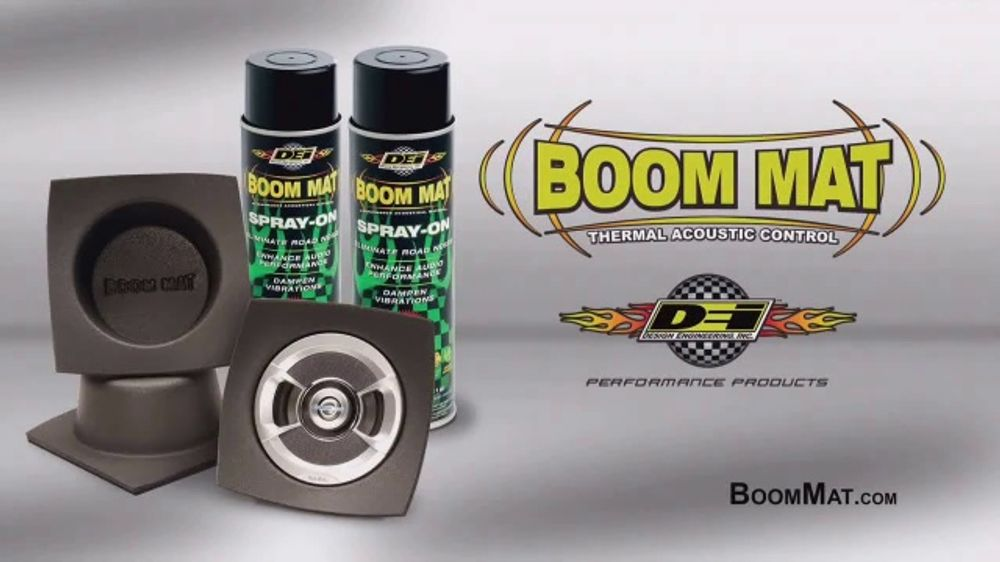 Design Engineering Boom Mat TV Commercial, 'Improve Sound Clarity'