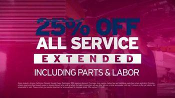 AutoNation Chevrolet TV Spot, 'Like Never Before: 25% Off Service' - Thumbnail 7