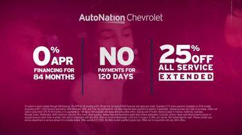 AutoNation Chevrolet TV Spot, 'Like Never Before: 25% Off Service' - Thumbnail 9