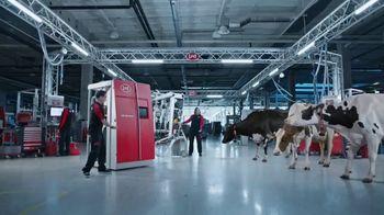 Lely Free Cow Traffic TV Spot, 'Bright Farming' - Thumbnail 5