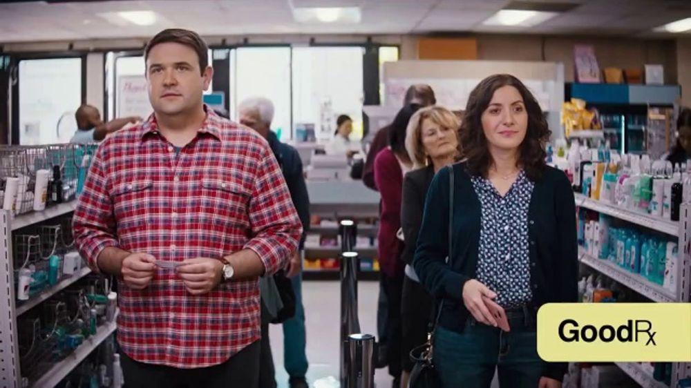 GoodRx TV Commercial, 'L??nea de farmacia'
