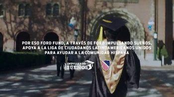 Ford TV Spot, 'Impulsando Sueños' [Spanish] [T1] - Thumbnail 6
