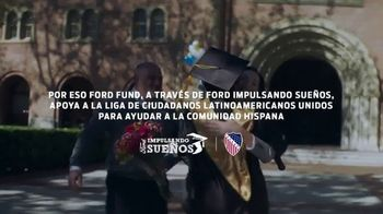 Ford TV Spot, 'Impulsando Sueños' [Spanish] [T1] - Thumbnail 7
