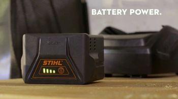STIHL TV Spot, 'Great American Outdoors: Battery Power & Shop Online' - Thumbnail 5