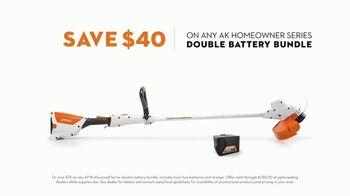 STIHL TV Spot, 'Great American Outdoors: Battery Power & Shop Online' - Thumbnail 7