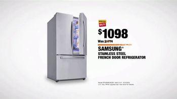 The Home Depot TV Spot, 'Summer Appliance Help: Samsung Fridge' - Thumbnail 9