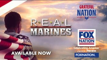 FOX Nation TV Spot, 'Real Marines' - Thumbnail 9
