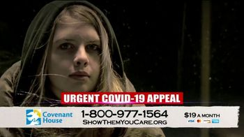 Covenant House TV Spot, 'Amazing Grace: Urgent COVID-19 Appeal' - Thumbnail 9