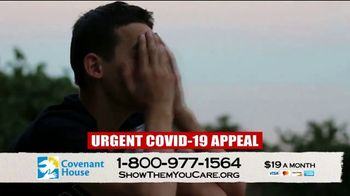 Covenant House TV Spot, 'Amazing Grace: Urgent COVID-19 Appeal' - Thumbnail 3