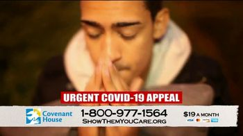 Covenant House TV Spot, 'Amazing Grace: Urgent COVID-19 Appeal' - Thumbnail 5