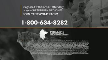 Phillip S. Georges, PLLC TV Spot, 'Heartburn Medications Linked to Cancer' - Thumbnail 9