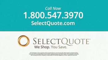Select Quote TV Spot, 'Best Rate: Since 1985' - Thumbnail 5