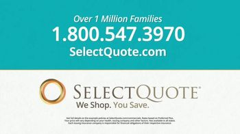 Select Quote TV Spot, 'Best Rate: Since 1985' - Thumbnail 4