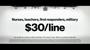 Verizon TV Spot, 'Helping Those Who Serve: $700 Off OnePlus 8' - Thumbnail 5