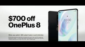 Verizon TV Spot, 'Helping Those Who Serve: $700 Off OnePlus 8' - Thumbnail 9