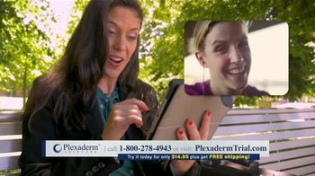 Plexaderm Skincare TV Spot, 'Look Your Best on Your Next Video Call: Free Shipping'