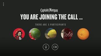 Captain Morgan TV Spot, 'Video Call: Book Club' - Thumbnail 1
