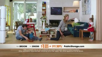 Public Storage TV Spot, 'Meteorites' - Thumbnail 3