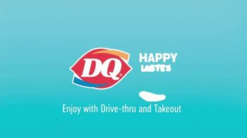Dairy Queen Dairy Queen 2 for $4 Super Snack Menu TV Spot, 'Car Console' - Thumbnail 9