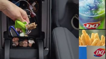 Dairy Queen Dairy Queen 2 for $4 Super Snack Menu TV Spot, 'Car Console' - Thumbnail 3