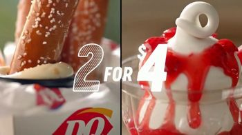 Dairy Queen Dairy Queen 2 for $4 Super Snack Menu TV Spot, 'Car Console' - Thumbnail 5