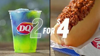 Dairy Queen Dairy Queen 2 for $4 Super Snack Menu TV Spot, 'Car Console' - Thumbnail 7