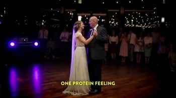P3 Portable Protein Packs Turkey Almonds and Colby Jack  TV Spot, 'Wedding Dance' - Thumbnail 1