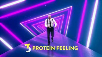 P3 Portable Protein Packs Turkey Almonds and Colby Jack  TV Spot, 'Wedding Dance'
