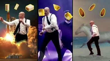 P3 Portable Protein Packs Turkey Almonds and Colby Jack  TV Spot, 'Wedding Dance' - Thumbnail 6