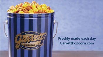 Garrett Popcorn TV Spot, 'Freshly Made' - Thumbnail 5