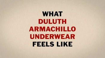 Duluth Trading Armachillo Underwear TV Spot, 'Put 'Em on Ice' - Thumbnail 4