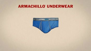 Duluth Trading Armachillo Underwear TV Spot, 'Put 'Em on Ice' - Thumbnail 7