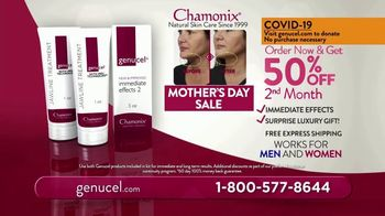 Chamonix Skin Care Genucel Jawline Treatment TV Spot, 'Make Them Dissapear: COVID-19' - Thumbnail 9