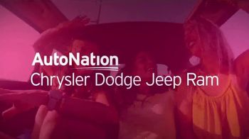 AutoNation Chrysler Dodge Jeep RAM TV Spot, 'Save Like Never Before' - Thumbnail 1